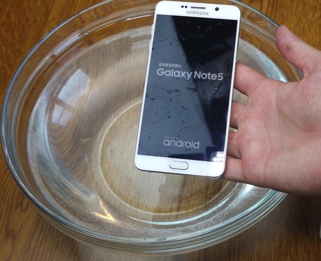 Lỗi điện thoại Samsung không lên nguồn