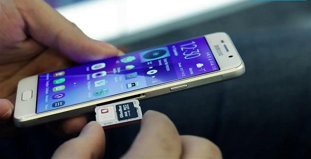 Điện thoại Samsung không nhận sim nguyên nhân do đâu?