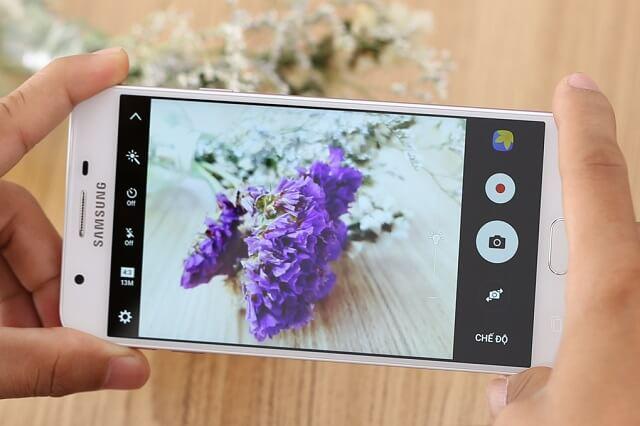 Điện thoại Samsung J7 Prime Cấu hình mạnh mẽ và mượt mà