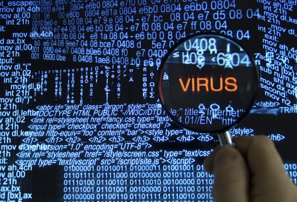 Các loại virus máy tính thường gặp