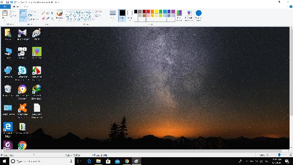 Chụp màn hình với Windows XP