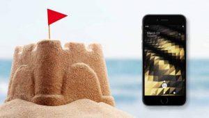 Hệ điều hành Android giao diện iOS
