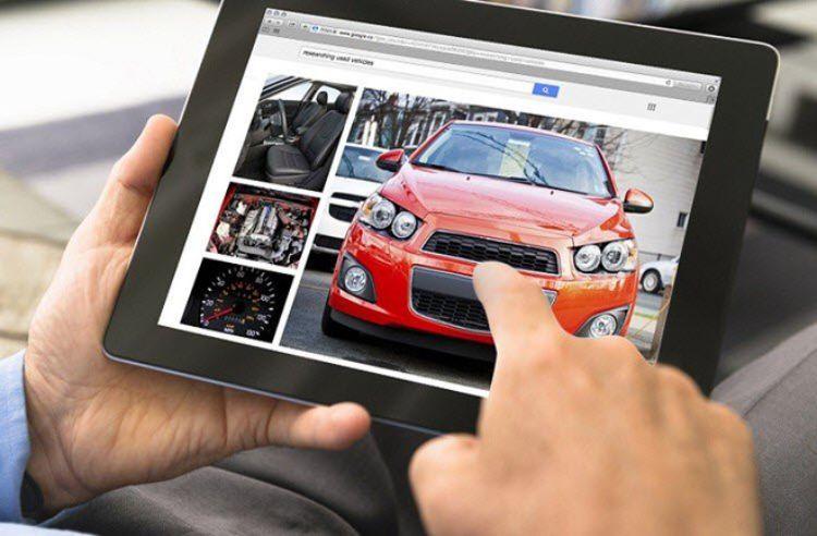 nơi mua bán xe hơi trực tuyến